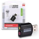 AXAGON ADA-10 USB Mini Audio termék képe