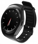 Media-Tech MT855 Round Watch GSM okosóra Black termék képe